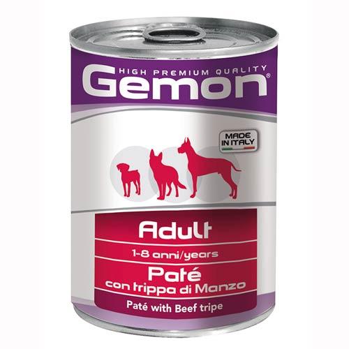 Gemon Dog z govejimi vampi za odrasle pse