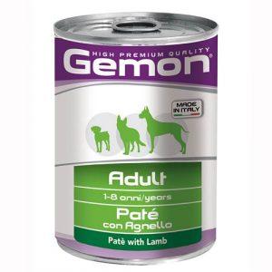 Gemon Dog z jagnjetino za odrasle pse