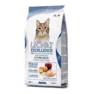 Lechat s piščancem za sterilizirane odrasle mačke
