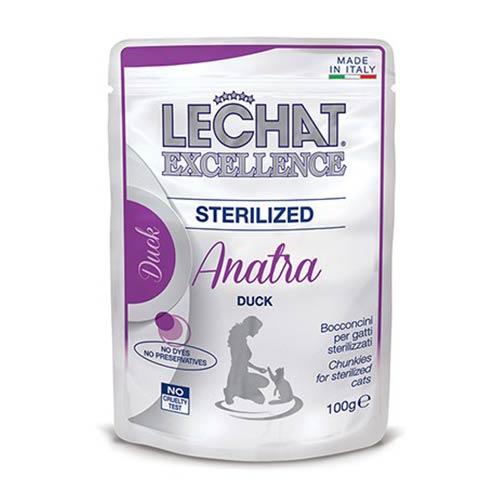 Lechat z raco za sterilizirane odrasle mačke