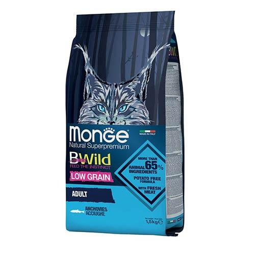 Monge BWild inčun za odrasle mačke