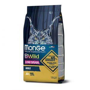 Monge BWild kunec za odrasle mačke