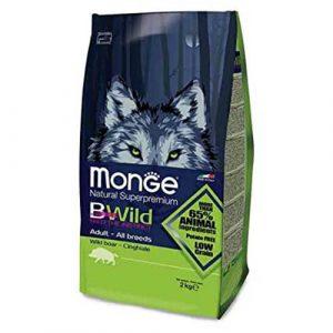 Monge BWild merjasec za odrasle pse vseh pasem