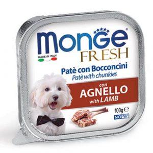 Monge Fresh Pate s koščki jagnjetine