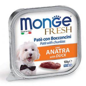 Monge Fresh Pate s koščki race