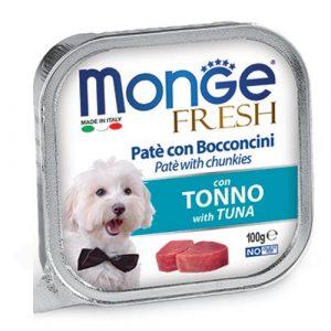 Monge Fresh Pate s koscki tune za odrasle pse