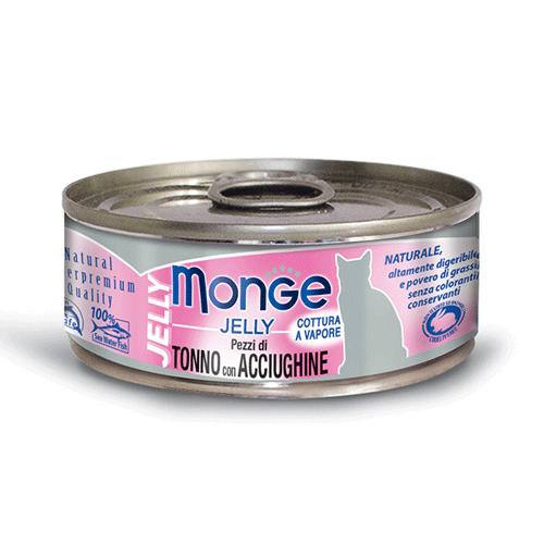 Monge Jelly s tuno in giricami