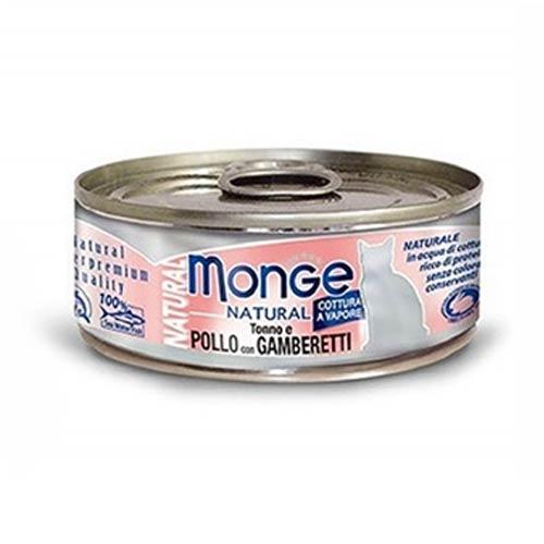Monge Jelly s tuno in rakci