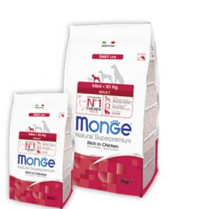 Monge Natural Superpremium Mini Adult