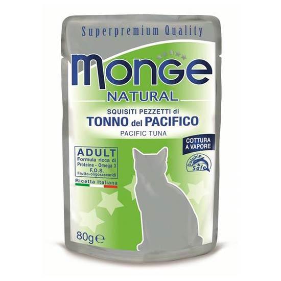 Monge Natural hrana za odraslo macko s pacifisko tuno