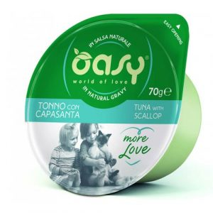 Oasy More Love tuna s pokrovačo