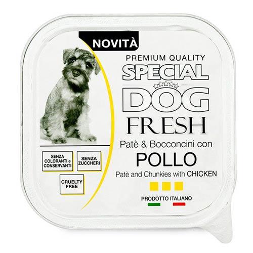 Special Dog Fresh s piščancem