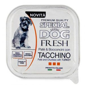 Special Dog Fresh s puranom
