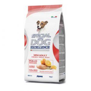 Special Dog s piščancem in rižem za odrasle pse malih pasem