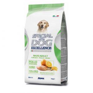 Special Dog s piščancem in rižem za odrasle pse velikih pasem