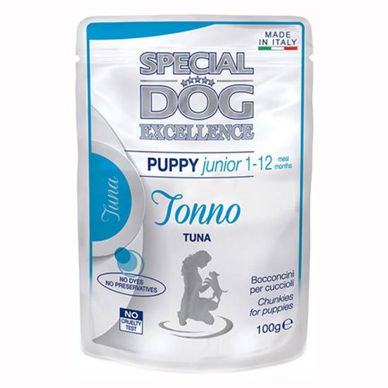 Special Dog s tuno za pasje mladičke