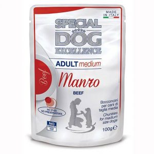 Special Dog z govedino za odrasle pse