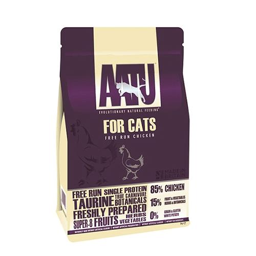 AATU- piščanec za odrasle mačke