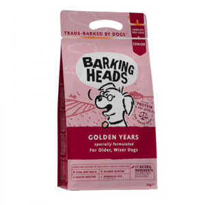 Barking Heads Golden Years hrana za starejše pse