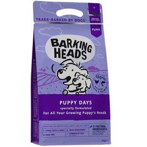 Barking Heads Puppy Days popolna hrana za pasje mladice
