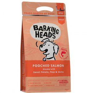 Barking Heads z lososom popolna hrana za odrasle pse