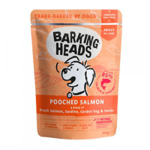 Barking Heads z lososom za odrasle pse vseh pasem
