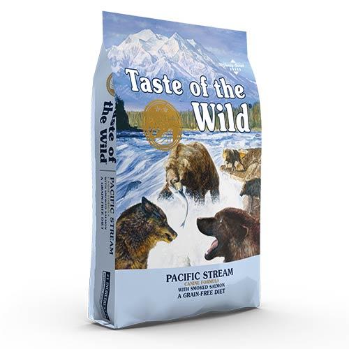 Taste of the Wild PACIFIC STREAM z lososom za odrasle pse
