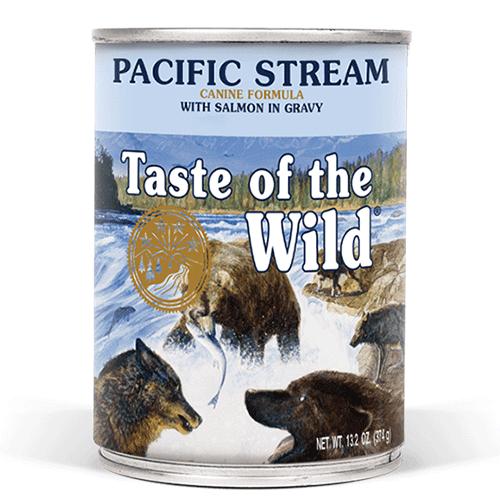Taste of the Wild PACIFIC STREAM z lososom