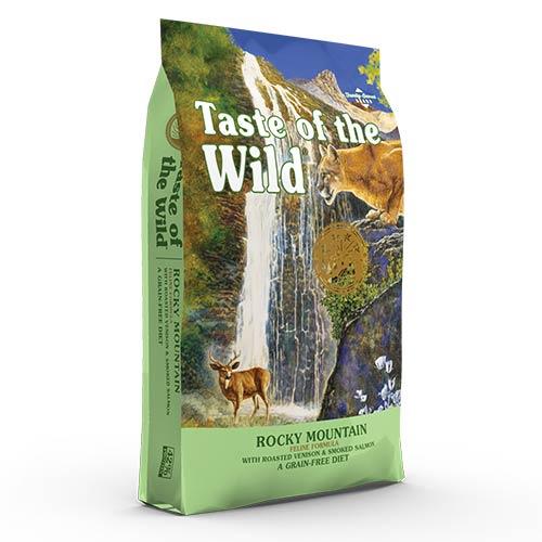 Taste of the Wild Rocky Mountain za mačke