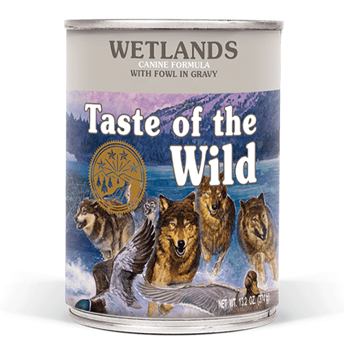 Taste of the Wild WETLANDS s pečeno perutnino