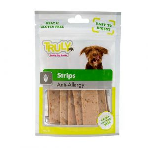 Wampy-Truly trakovi z zelenjavo za pse z alergijami