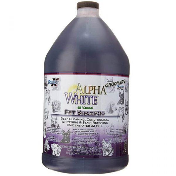 Double K Alpha White šampon3,8l
