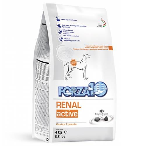 FORCA10 veterinarska dieta RENAL Active