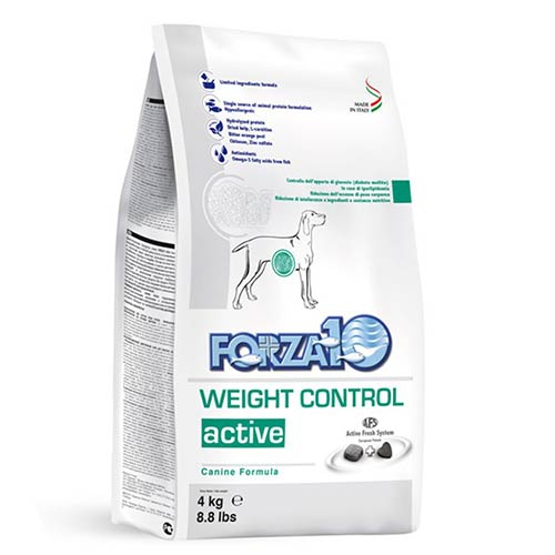 FORCA10 veterinarska dieta WEIGHT CONTROL