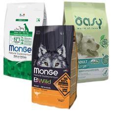 kakovostna suha hrana za pse