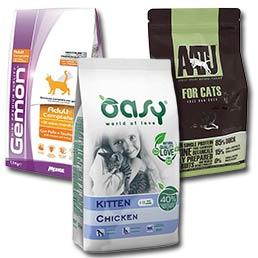 suha hrana za mačke
