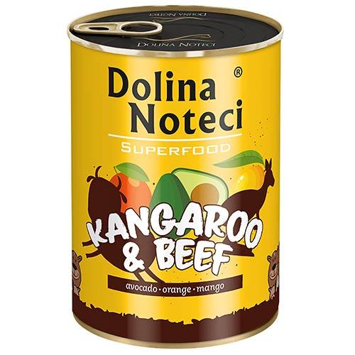 Dolina Noteci Superfood s kengurujem in govedino