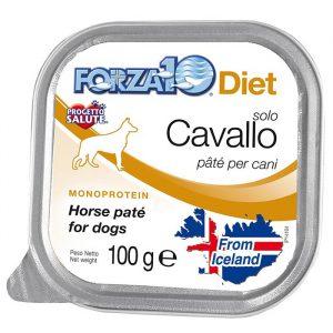 FORZA10 dieta za pse 100% konj
