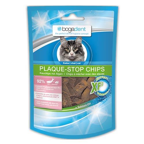 Bogadent cat plaque-stop priboljški s piščancem in ribo