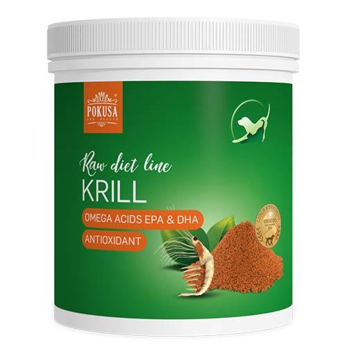Kril - vir maščobnih kislin, astaksantina, aminokislin in mineralov
