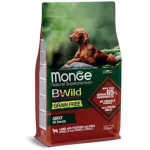 Monge BeWild z jagnjetino