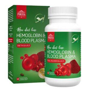 Hemoglobin & blood plasma