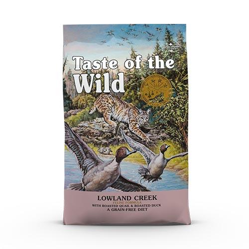 Taste of the Wild Lowland Creek za mačke