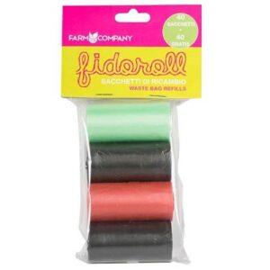 Vrečke za iztrebke v različnih barvah