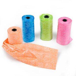 barvne vrečke za pasje iztrebke