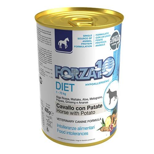 Forza10 Diet Konj s krompirjem