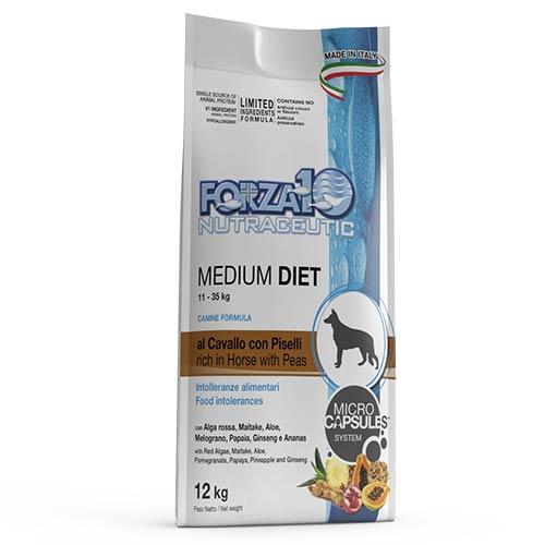 Forza10 diet konj z grahom 12
